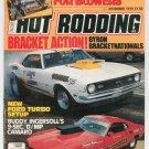 Vintage Hot Rodding Magazine December 1979  Not PDF