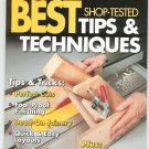 Woodsmith Our Best Shop Tested Tips & Techniques