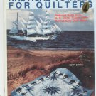 Nautical Voyages For Quilters Betty Boyink 0925623032