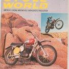 Vintage Cycle World Magazine May 1969 405cc Husqvarna 750cc Royal Enfield Not PDF