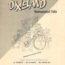 Dixieland Instrumental Folio Book One Piano Accompaniment