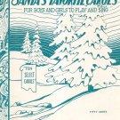 Santas Favorite Carols For Boys & Girls Clarinet Christmas