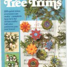 McCalls Jiffy Tree Trims Volume 1