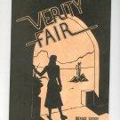 Verity Fair Nazareth College Spring 1948 Orange Tassle Issue New York