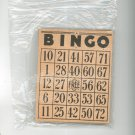Lot Of 10 Vintage Bingo Players Boards