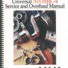 Moyer Marine Universal Atomic 4 Service And Overhaul Manual MMI Not PDF