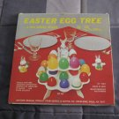 Vintage Saittis Easter Egg Tree Centerpiece In Box Holds 25 Eggs