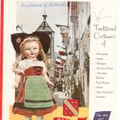 Dolls Of France Traditional Costumes DMC 409