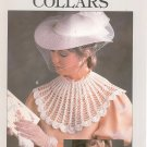 Leisure Arts Crocheted Collars Number 446