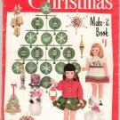 McCalls Christmas Make It Book 1960 Crafts Plus