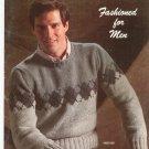 Bernat Handicrafter 530 Fashioned For Men Knit