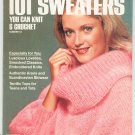 Womans Day 101 Sweaters Knit & Crochet Number 12 1979