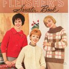 Fleisher's Sweater Book Volume 106 Cardigans Pullovers Jackets Not PDF