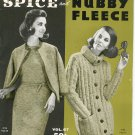 New Fashions In New Spice And Nubby Fleece Fleischers Volume 67 Knit Not PDF