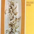 Porcelain Artist Magazine February 1978 Not PDF