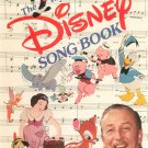 The Illustrated Disney Song Book 0394507452 First Edition