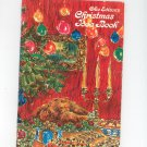 Ohio Edisons Christmas Idea Book Vintage Cookbook Plus