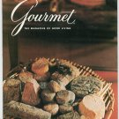 Gourmet The Magazine Of Good Living August 1974  Not PDF