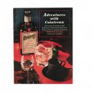 Adventures With Cointreau Liqueur Recipe Booklet