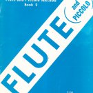 Pro Art Flute And Piccolo Method Book 2 Volume 789 Pease