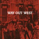 Way Out West Brochure Greatest Recordings Broadway Musical Theater Franklin Mint