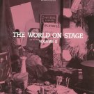 The World On Stage II Brochure Greatest Recordings Broadway Musical Theater Franklin Mint