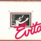 Vintage Evita Souvenir Program 1979