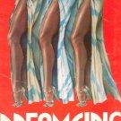Vintage Dreamgirls Souvenir Program With Poster Cards Ticket Stubs 1981