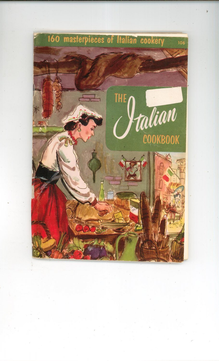 The Italian Cookbook 106 by Culinary - 215.4KB