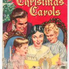 Vintage Christmas Carols Music Book Whitman Publishing 2965