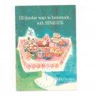 Vintage 1959 133 Quicker Ways To Homemade With Bisquick Cookbook