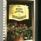 The Elsah Landing Restaurant Cookbook Helen Crafton Dorothy Lindgren Hard Cover