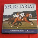 Secretariat Updated Edition by Raymond Woolfe Jr. Hard Cover 1586670670