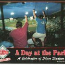 A Day At The Park A Celebration Of Silver Stadium Final Day Brochure With Certificate Baseball 1996