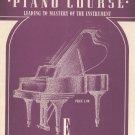 Vintage John Schaum Piano Course The Violet Book E Belwin