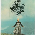 Vintage The SoundOf Music Souvenir Program 1965