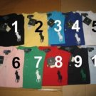 Men's Ralph Lauren Big Pony Polo Shirts NEW Lot of 10 size large
