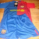 FCB BARCELONA SOCCER JERSEY SET LOT 16 SET ANY SIZE