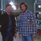 Jared Padalecki / Jensen Ackles SUPERNATURAL signed 8x10