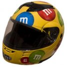 M&M Licensed Full Face Helmets