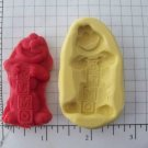 Elm0 - Silicone Mold - Candy Cake Cookies Crafts Clay