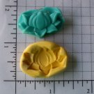 Lotus Blossom - Flower - Silicone Mold Soap Candy Plaster Cake Resin