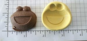Cookie Flexible Mold - Cake Candy Cookies Clay