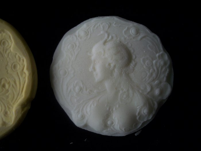Fae Warrior - Fairy Soap Candy Resin Plaster  Silicone Mold