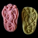 Mermaid Fairy Woman -Silicone Mold Soap Candy Cake Candle