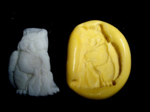 Raccoon -Silicone Mold Cake Resin Soap Chocolate