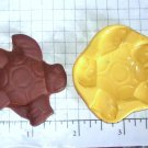 Turtle -Silicone Mold- Candy Cake Clay Cookies Crafts