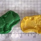 Cow- Silicone Mold- Candy Cake Clay Cookies Crafts