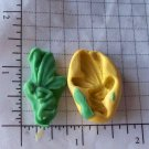 Pixie- Silicone Mold- Candy Cake Clay Cookies Crafts
