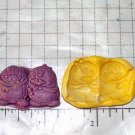 Penguins - Silicone Mold- Candy Cake Clay Cookies Crafts